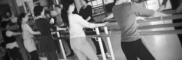 バレエ&ダンススタジオPasso(パッソ)のはじめての大人バレエ入門クラスのご案内です。