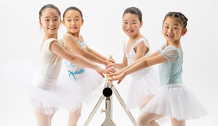 バレエ&ダンススタジオPasso(パッソ)のジュニアAクラスのご案内です。