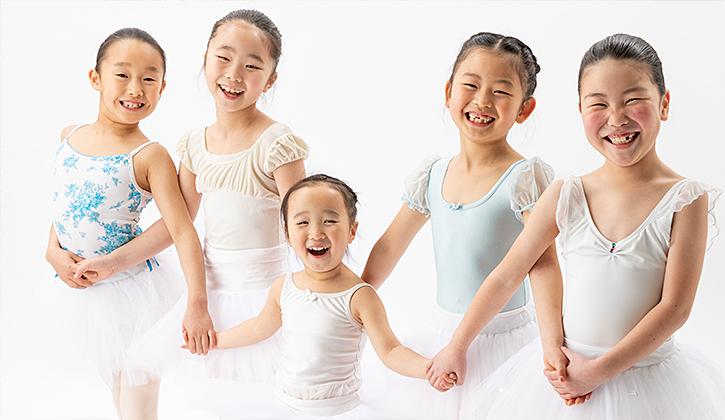 バレエ&ダンススタジオPasso(パッソ)のジュニアBクラスのご案内です。
